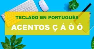 teclado en portugués