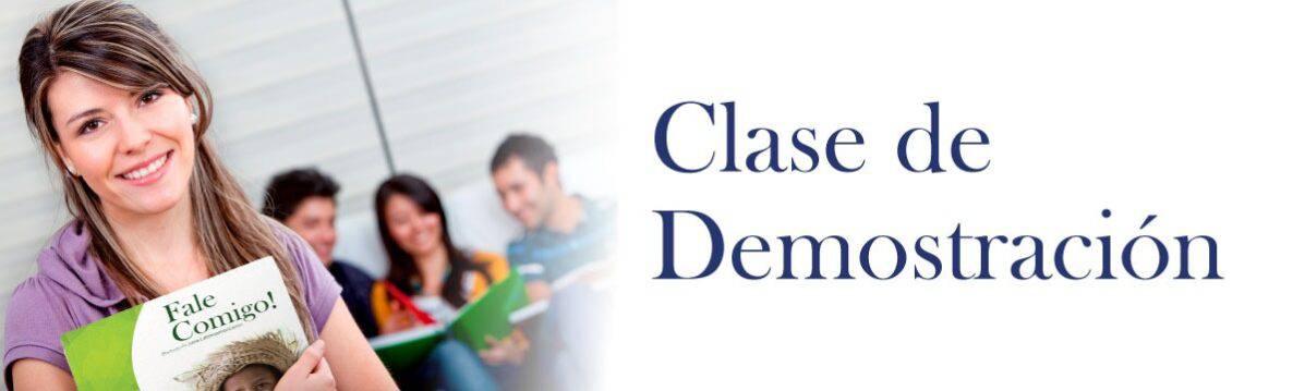 Clase demo de portugués