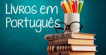 librerías con títulos en portugués